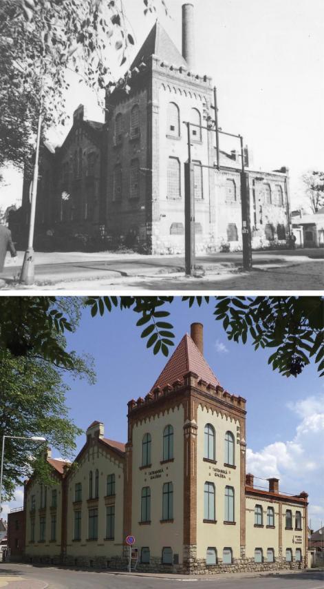 Vyhlásenie budovy za kultúrnu pamiatku faccc89feea